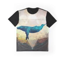 A Whale's Dream Graphic T-Shirt