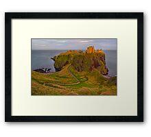 Dunnottar Castle Framed Print