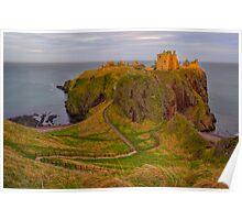Dunnottar Castle Poster