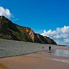 Sheringham Beach, Norfolk, UK by dozzie