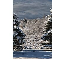 A Cool Winters Morning Photographic Print