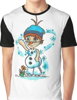 Cosplay Kids - Olaf Graphic T-Shirt