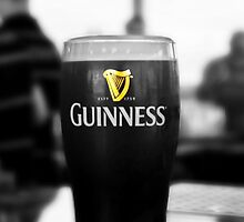 The Best Guinness Ever iPhone Case by Denise Abé