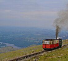 Snowdon Mountain Railway by Lauren Tucker