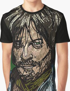 Daryl Dixon Graphic T-Shirt