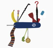 Swiss Doctor Knife Kids Clothes