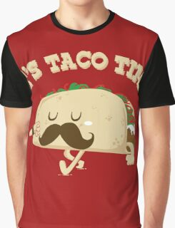 Taco Time! Graphic T-Shirt
