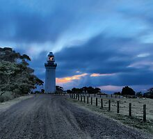 Table Cape Lighthouse by Paul Campbell  Photography