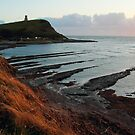 Kimmeridge Bay by SWEEPER