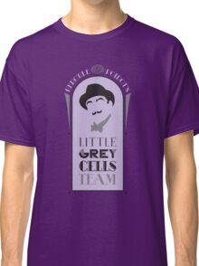 Poirot's Little Grey Cells Team Classic T-Shirt