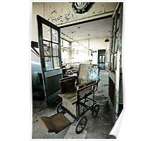 Convalescence Poster