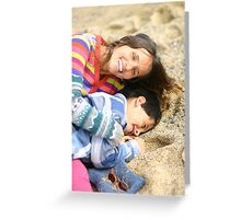 Leti & Pedro Greeting Card