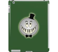 Vintage Keyboard Smile Cartoon iPad Case/Skin