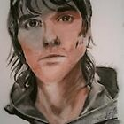 Ian Brown...Golden Gaze by lee gordon