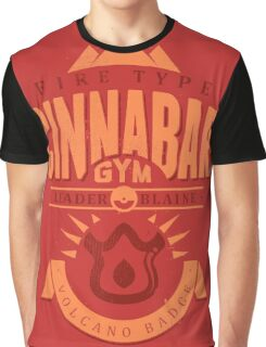 Cinnabar Gym Graphic T-Shirt