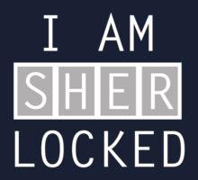 I am Sherlocked Kids Clothes