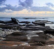 Anvil Rock by Sea-Change