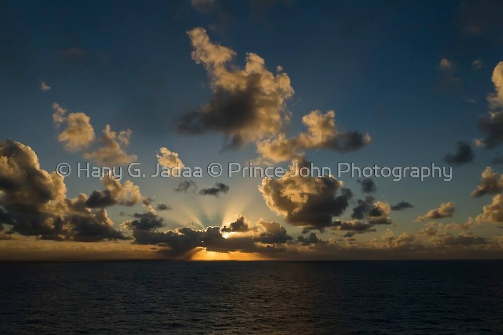 For George - Sunrise Of The Lonely Spirits by © Hany G. Jadaa © Prince John Photography