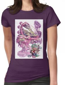 The Power of Imagination Womens Fitted T-Shirt