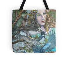 River Spirit Tote Bag