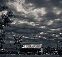 Ghost Town by Joe Asselin