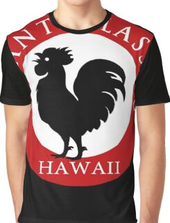 Black Rooster Hawaii Chianti Classico  Graphic T-Shirt
