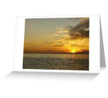 Florida Sky Greeting Card