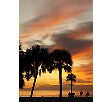 Tropical Vacation Photographic Print