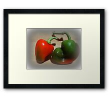 contortion showcase  on the 2nd day of the year... Framed Print