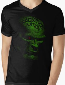 Radiation Nation (with text) T-Shirt