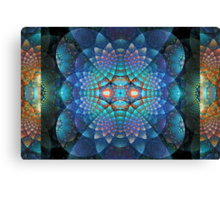SCC - Backlights Canvas Print