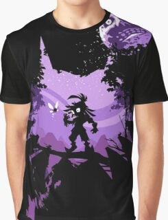 Majora's Return Graphic T-Shirt