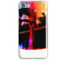 Abstract Brick Arch iPhone Case/Skin
