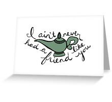 Friend Like You Greeting Card
