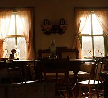 The Dining Room by Gary Horner