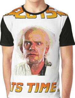 2015 It's time Graphic T-Shirt
