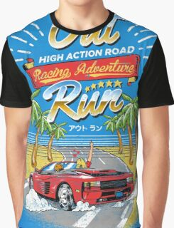 Racing Adventure  Graphic T-Shirt