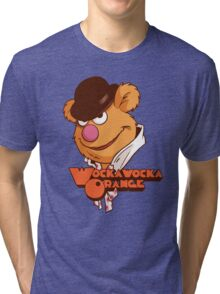 Fozzie Droog Tri-blend T-Shirt