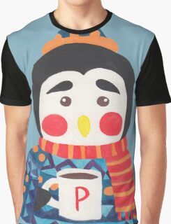 Winter Season is Coming (Penguin Edition) Graphic T-Shirt
