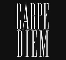 Carpe Diem White Unisex T-Shirt
