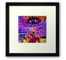 SOUL Music Framed Print