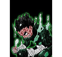 Rock Lee! Photographic Print