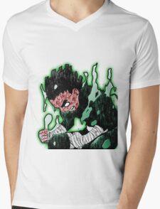 Rock Lee! Mens V-Neck T-Shirt