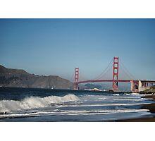 Golden Gate 1-1-12 Photographic Print