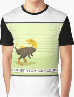 Pixel Concavenator Graphic T-Shirt