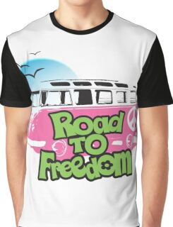Road to freedom Graphic T-Shirt