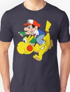 Ashio and Pikashi T-Shirt