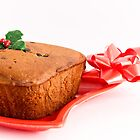 Christmas Fruity Cake by Anaa