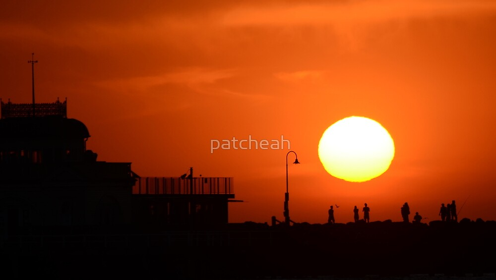 Give me the sun.... by patcheah