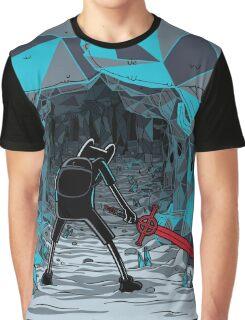The Ice Awakens Graphic T-Shirt